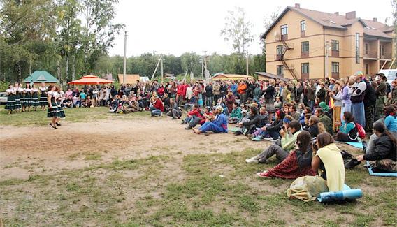 Фестиваль лагерей «Татнефти» состоялся!