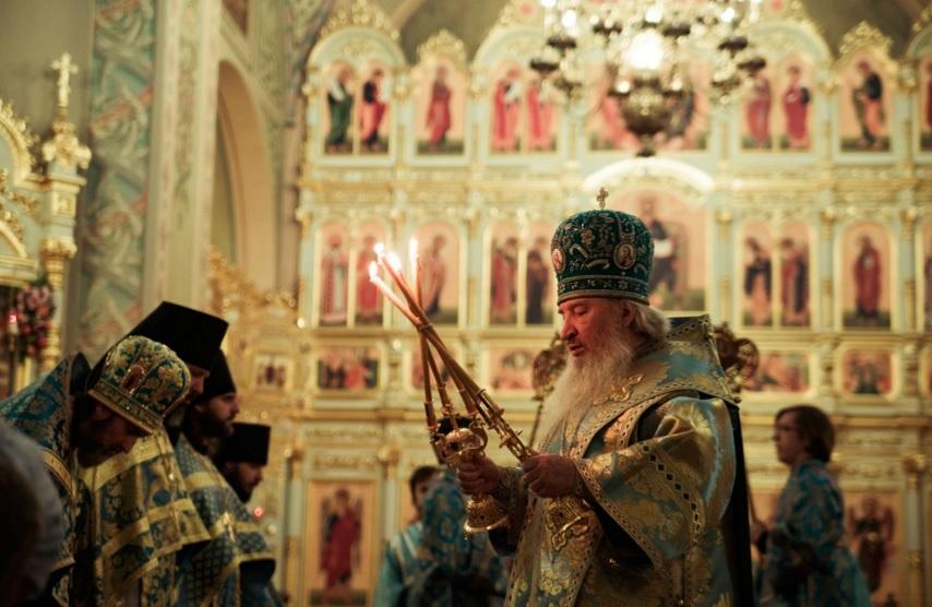 В праздник Рождества Христова богослужения пройдут во всех волгоградских храмах