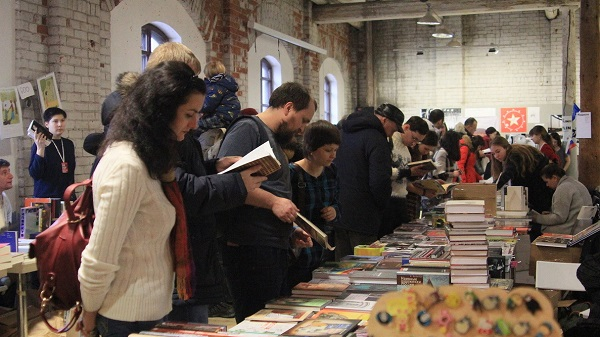 ВКазани пройдет зимний книжный фестиваль