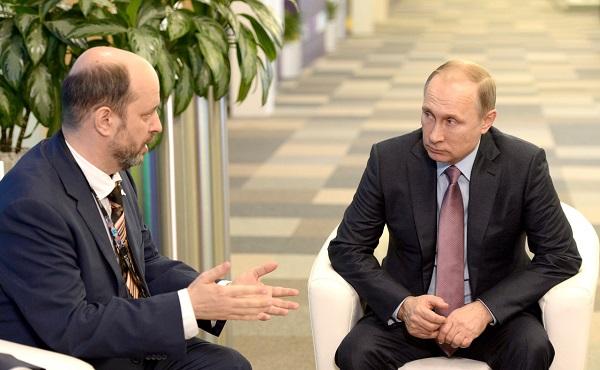 Клименко и Путин