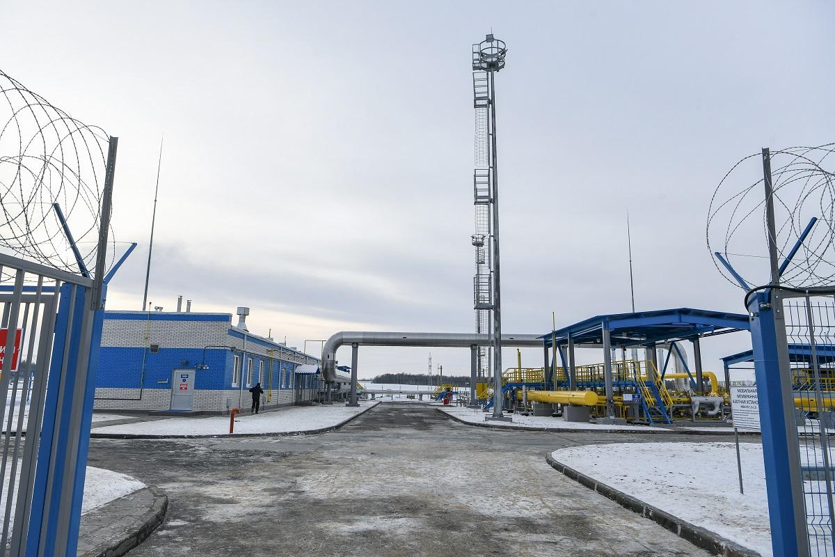 ВТатарстане открыли самую крупную вПФО газораспределительную станцию