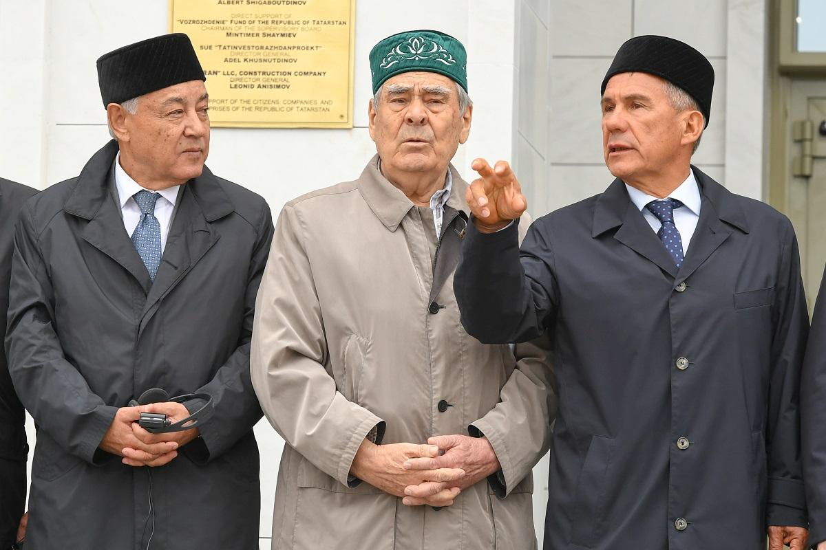 Мухаметшин Шаймиев Минниханов