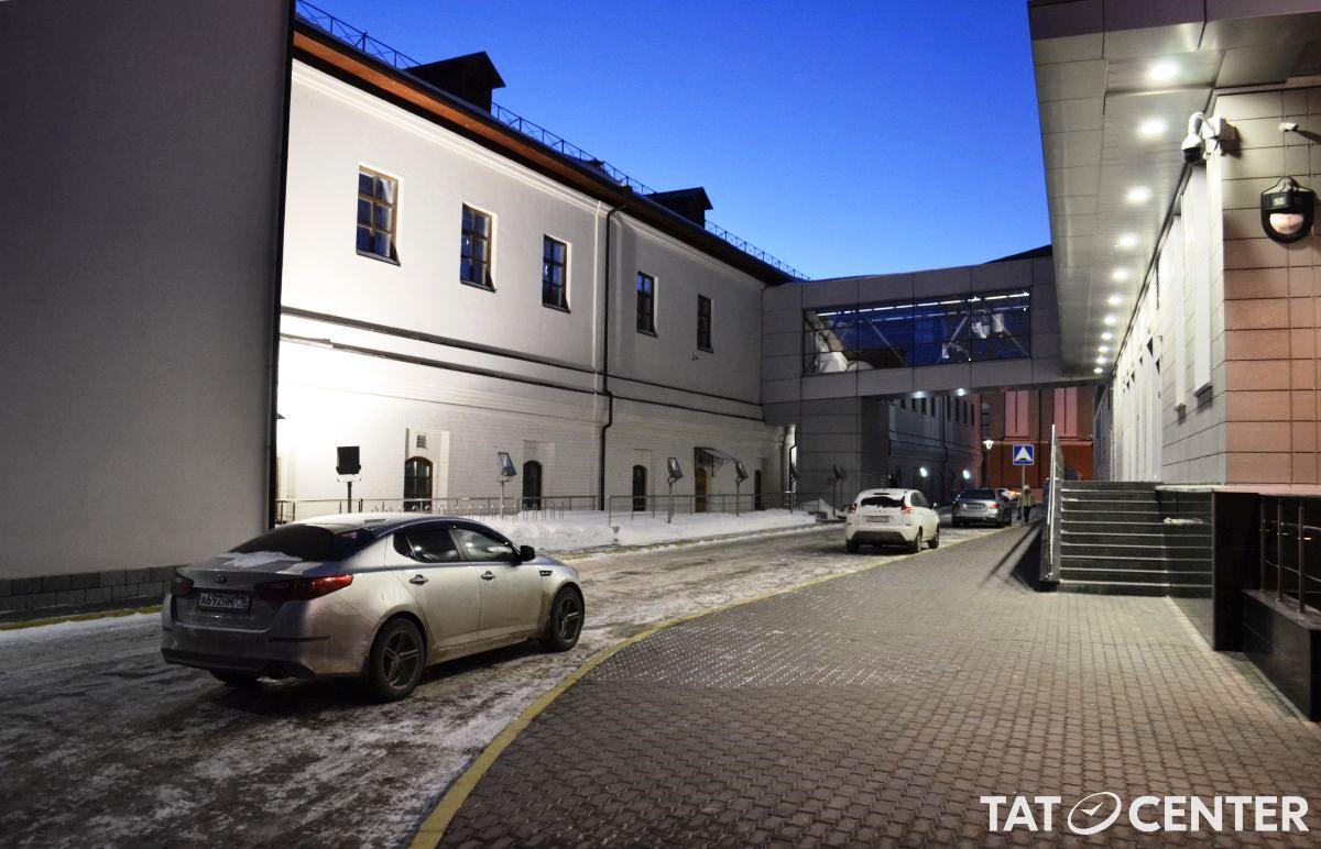 Коворкинг ИТ-парк в Казани