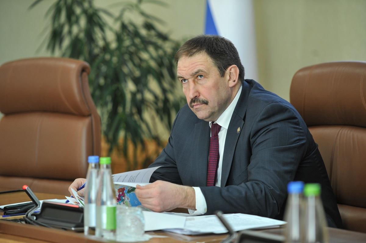 Алексей Песошин, премьер-министр РТ