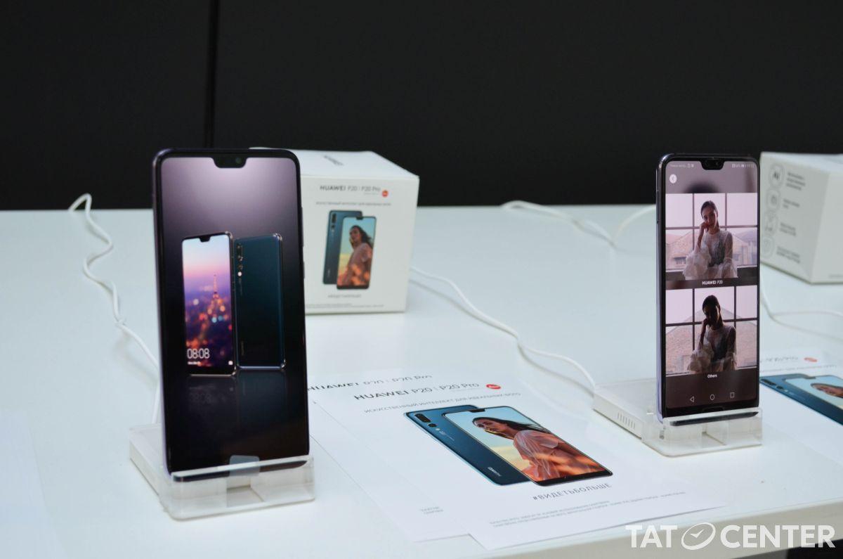 Huawei P20 Pro Иннополис 5G