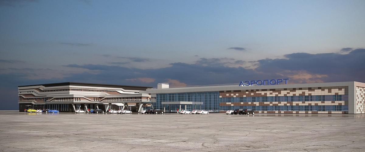 аэровокзал Бегишево проект