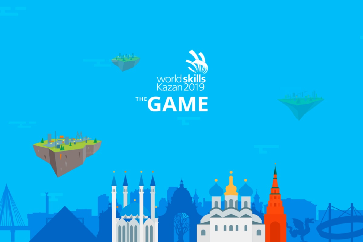 WorldSkills 2019 Kazan The Game