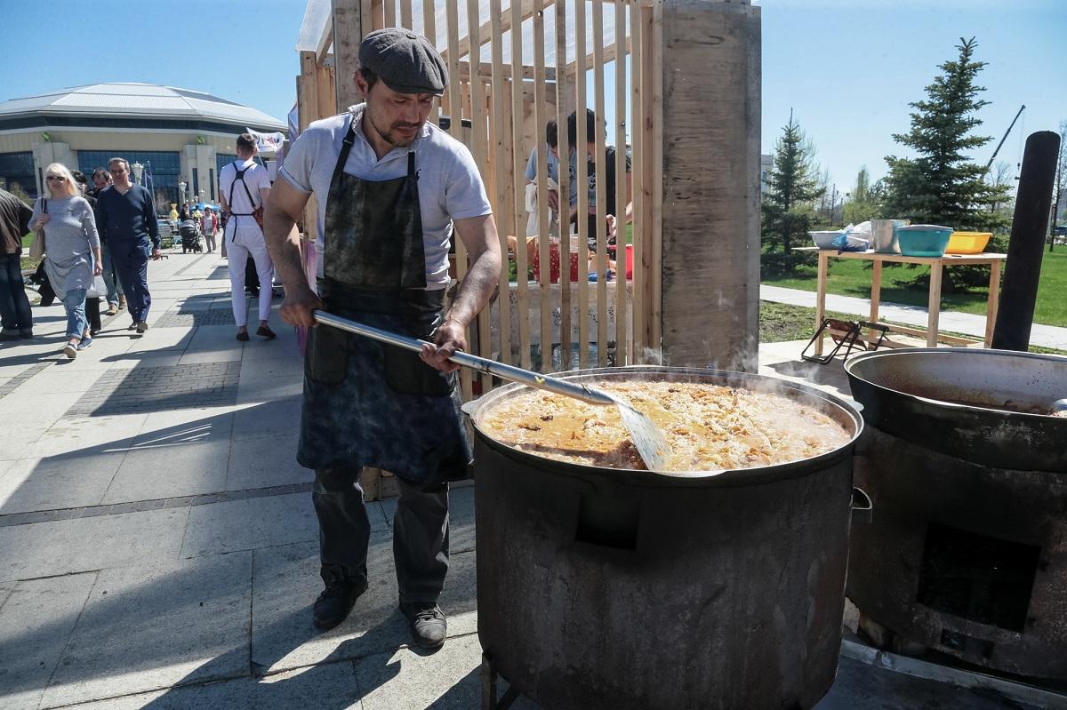Фестиваль Вкусная Казань