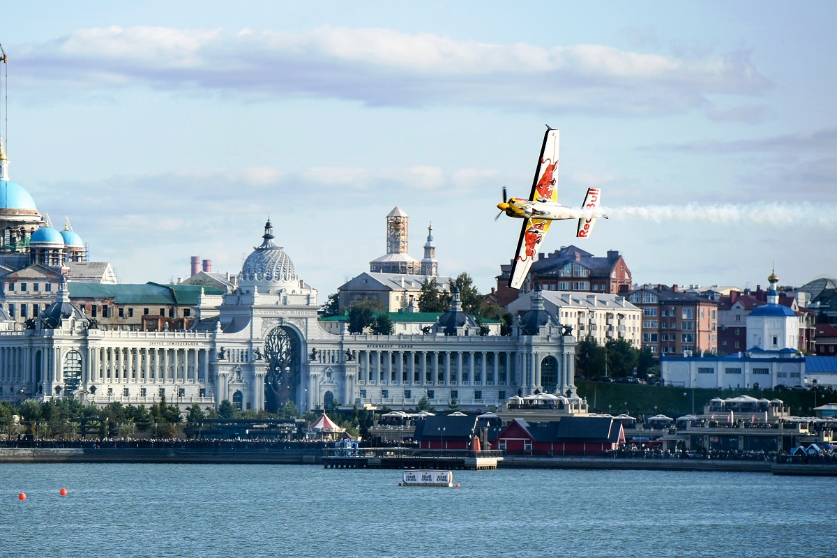 Red Bull Air Race в Казани
