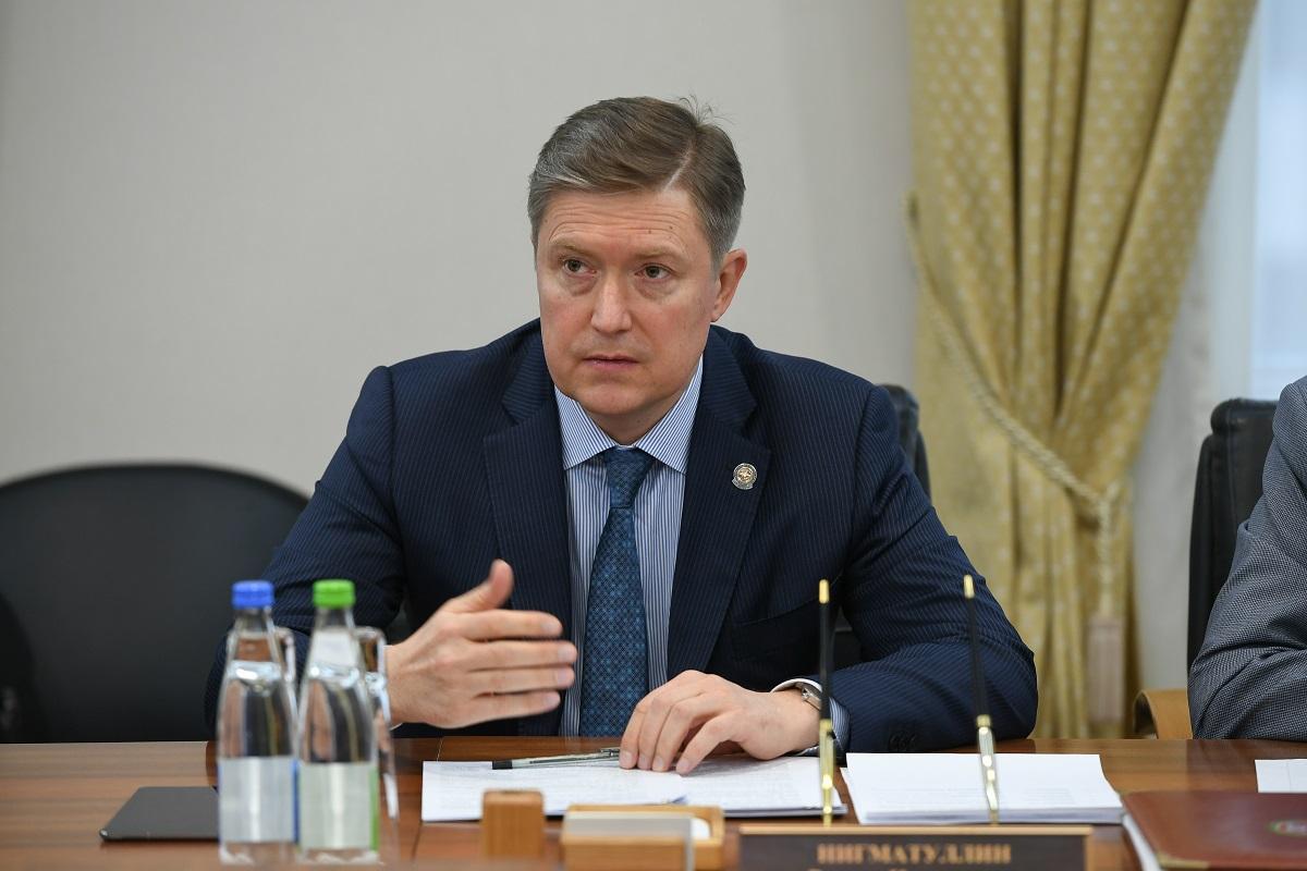 Рустам Нигматуллин