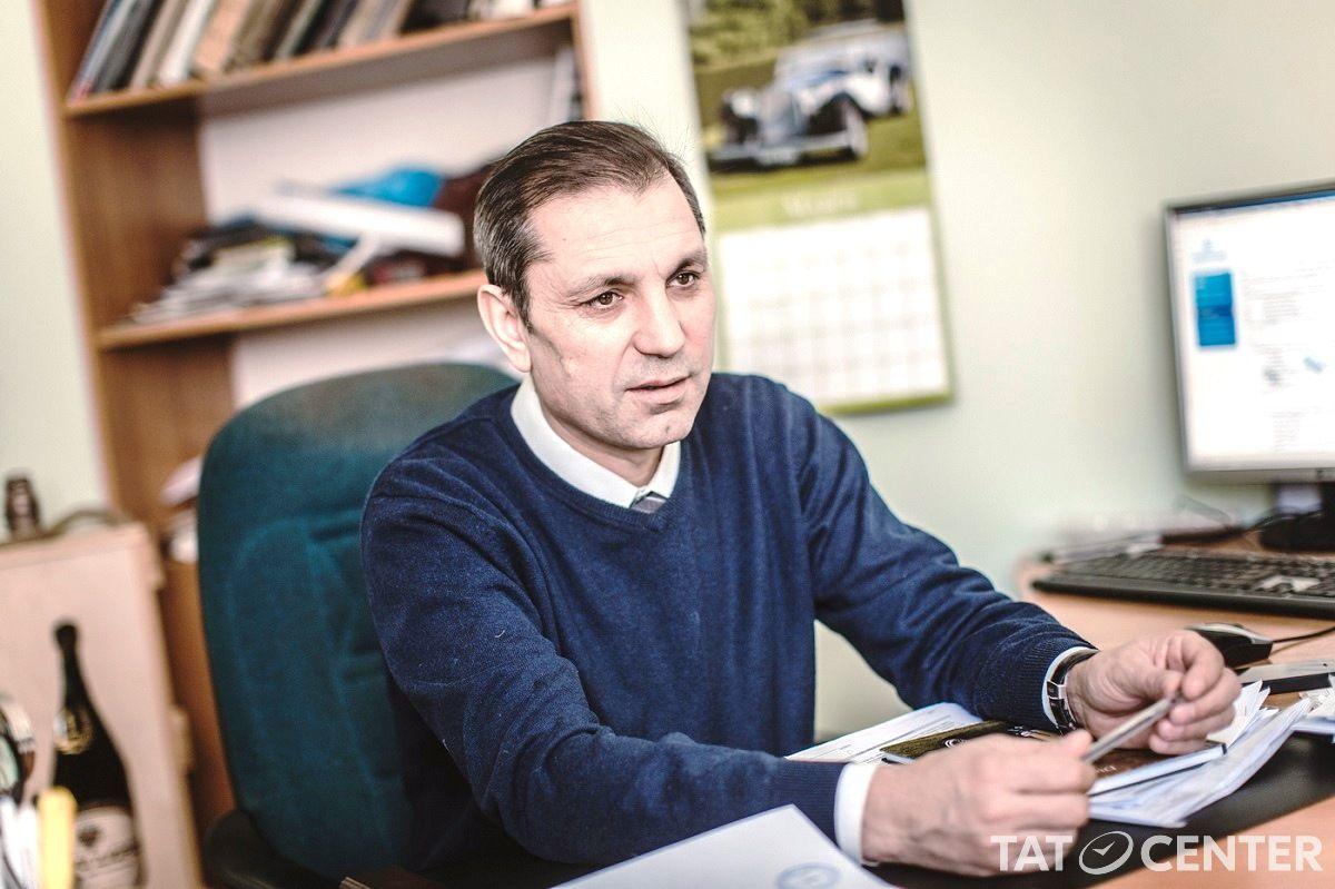 Фаниль Фахритдинов реставратор
