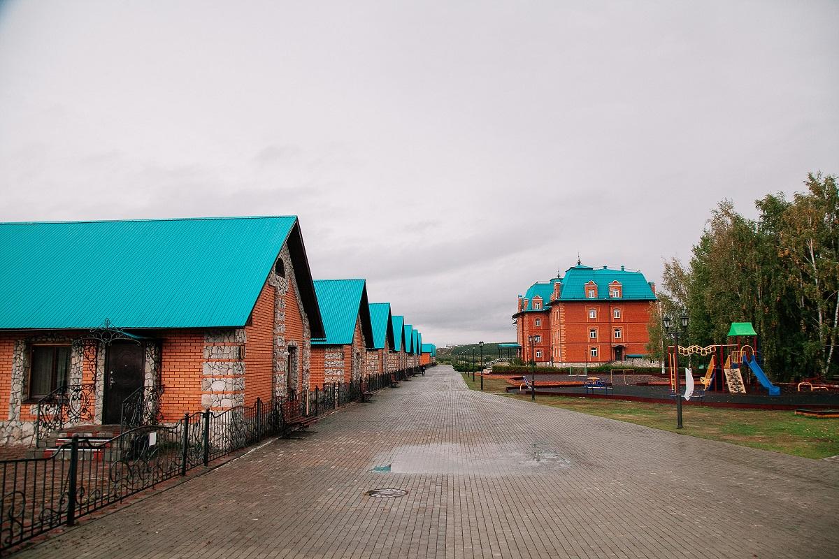 Рыбацкая деревня, Татарстан Арский район