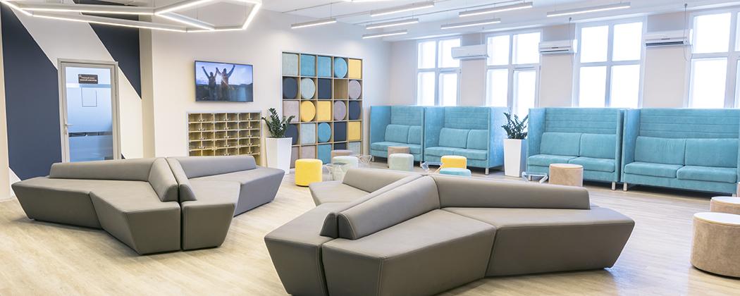 Центр развития талантов Ак Барс Банка в Казани