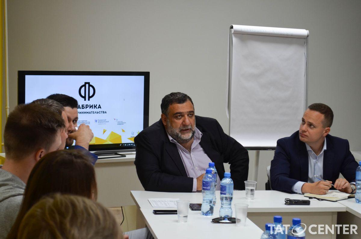 Рубен Варданян и Михаил Воронин