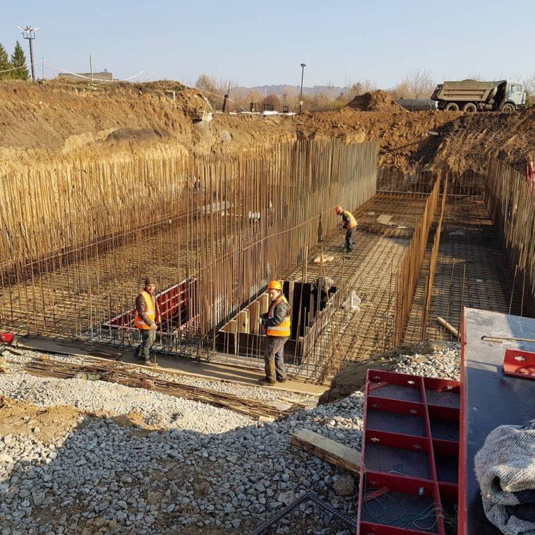 реконструкция очистных сооружений в Альметьевске