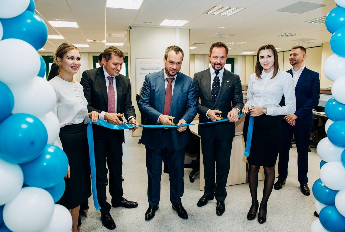 Открытие контакт-центра банка Зенит в Альметьевске