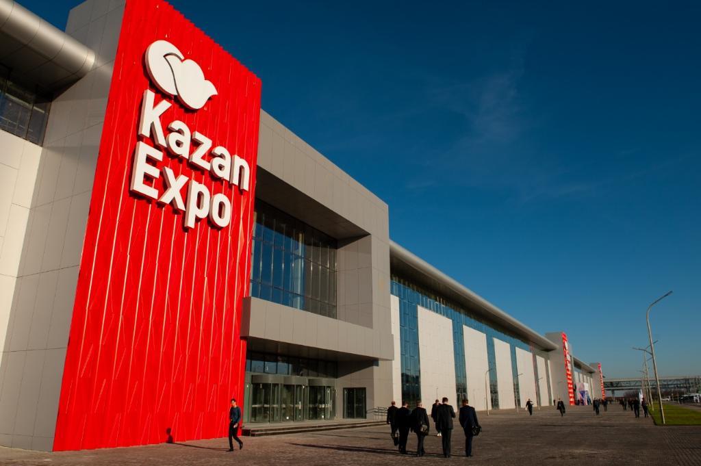 Kazan Expo Казань Экспо