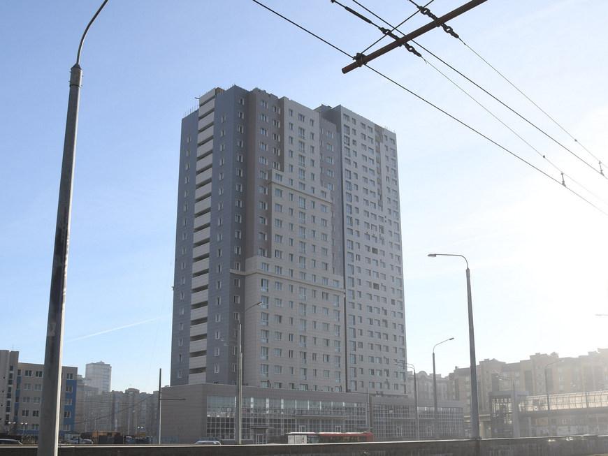 долгострой на ул.Чистопольская в Казани
