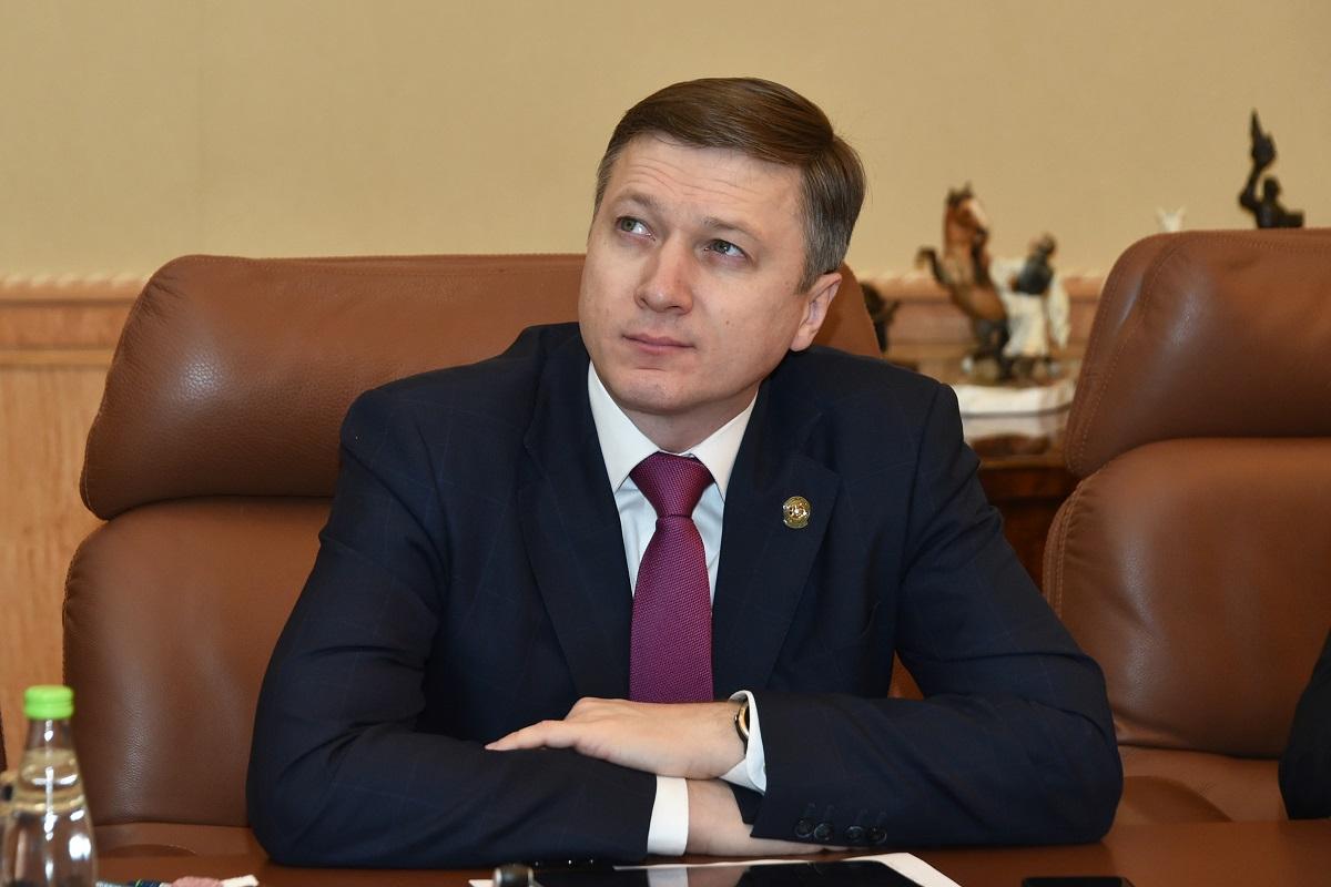 Каримов Альберт Анварович