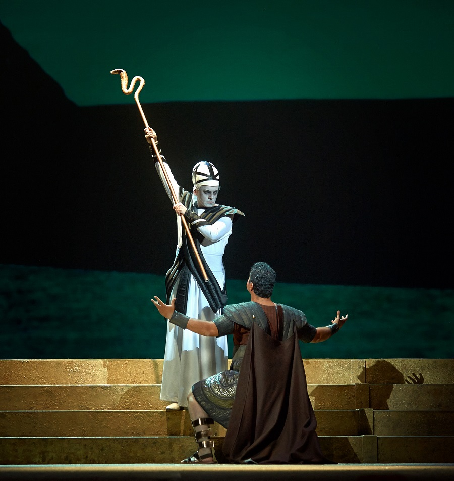 опера Аида Шаляпинский фестиваль