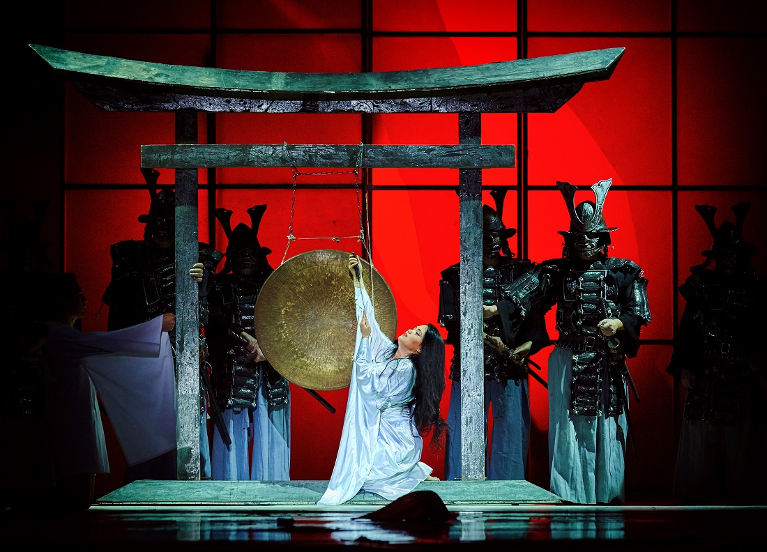 опера Мадам Баттерфялй Шаляпинский фестиваль