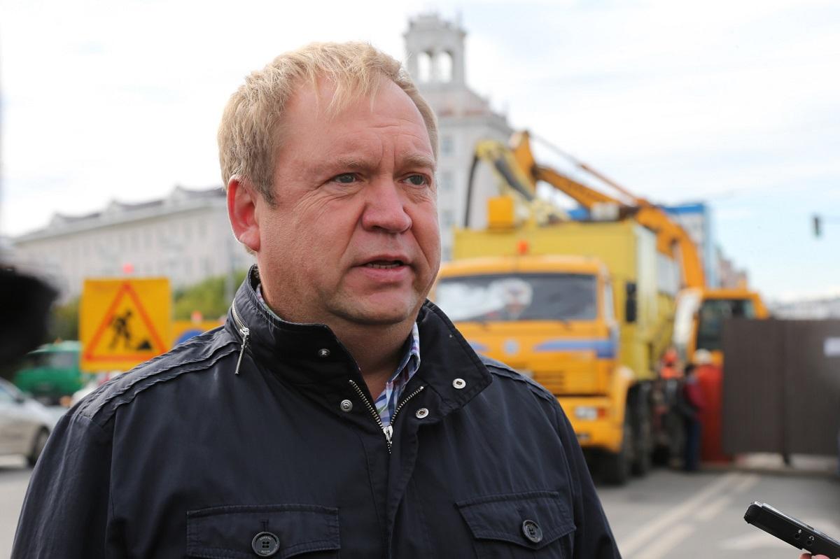 Андрей Егоров Водоканал