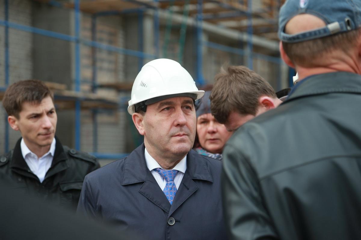 Ильшат Гимаев на встрече с дольщиками в Казани