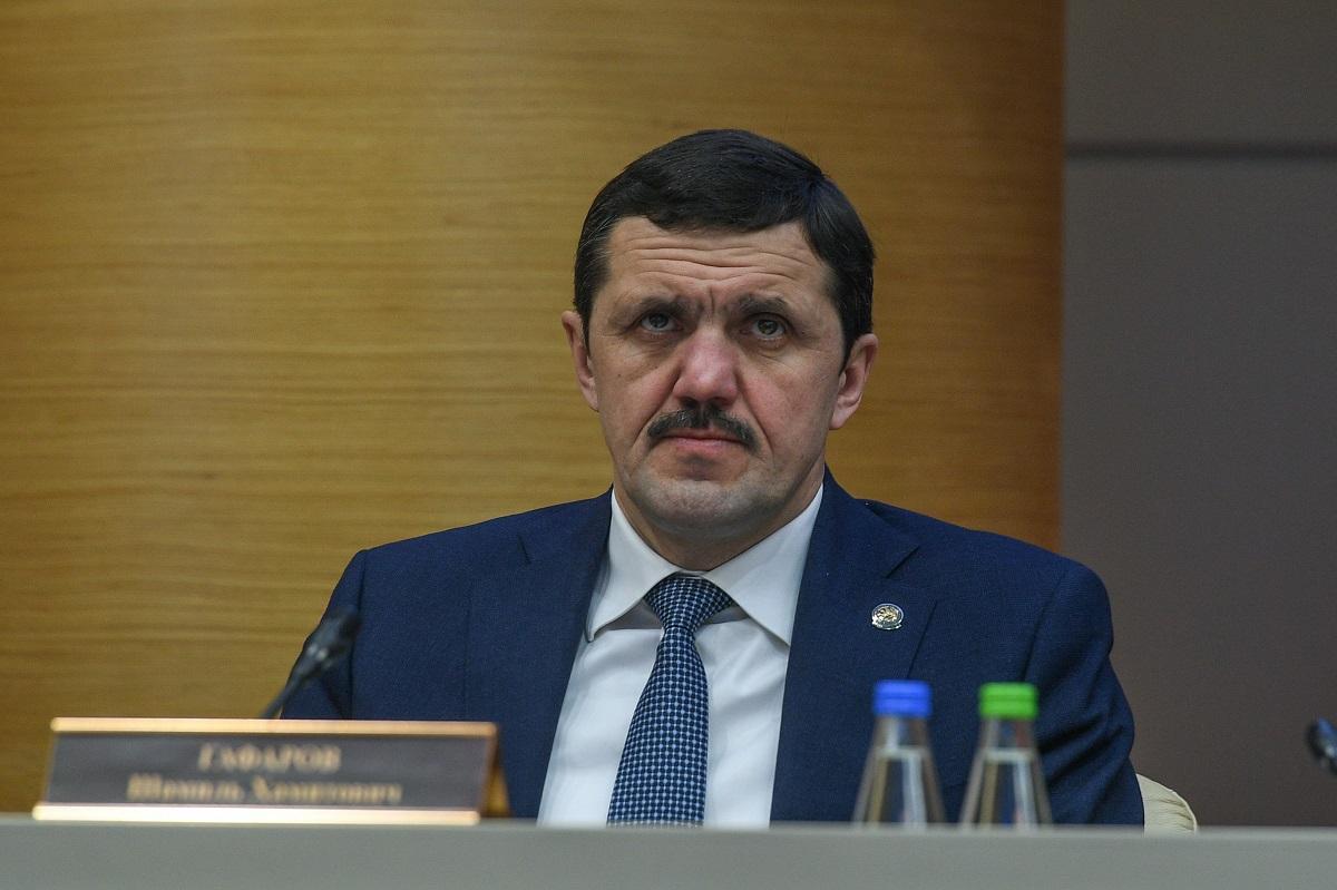 Шамиль Гафаров