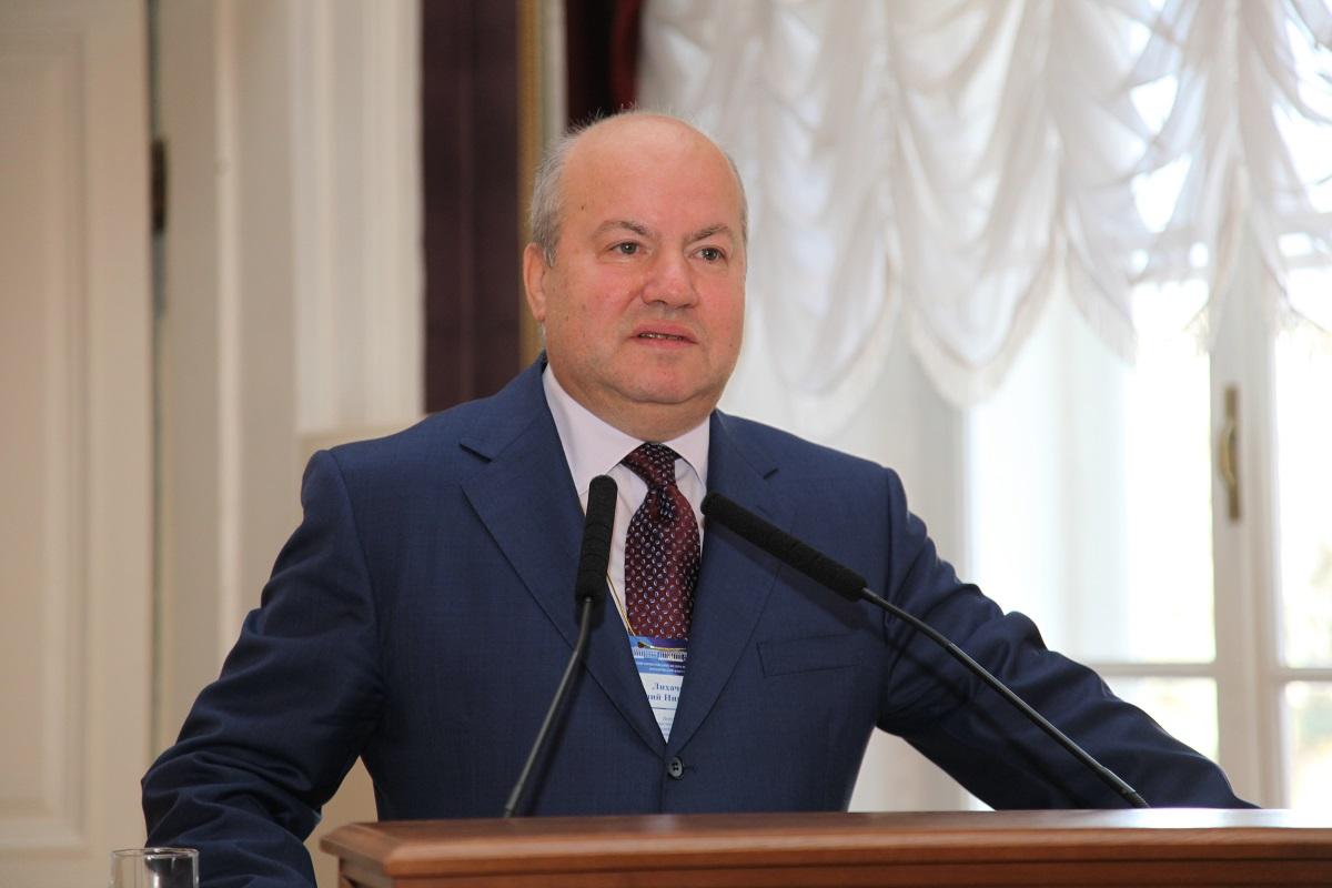 Василий Лихачев скончался на 68-м году жизни