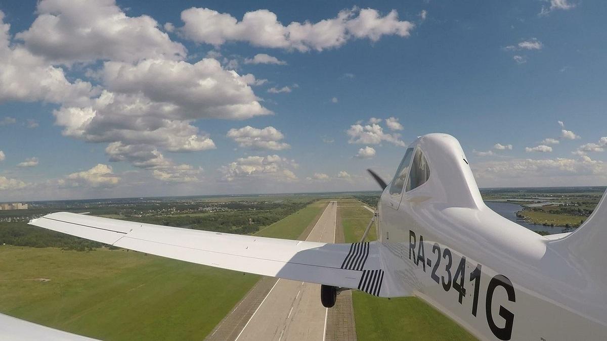 самолет МВ500 Т-500