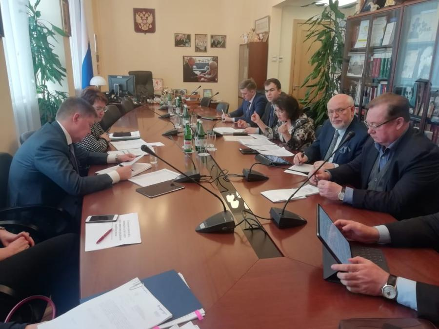 заседание СПЧ по проблемам аварийщиков в Татарстане