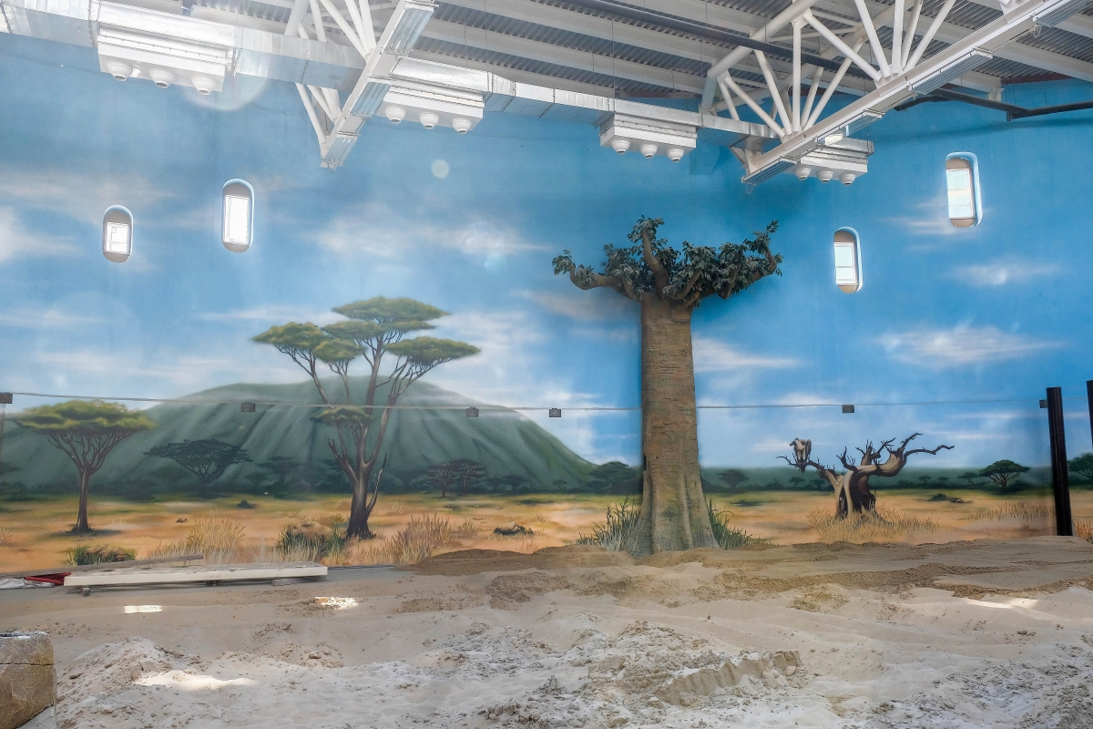 Казанский зоопарк