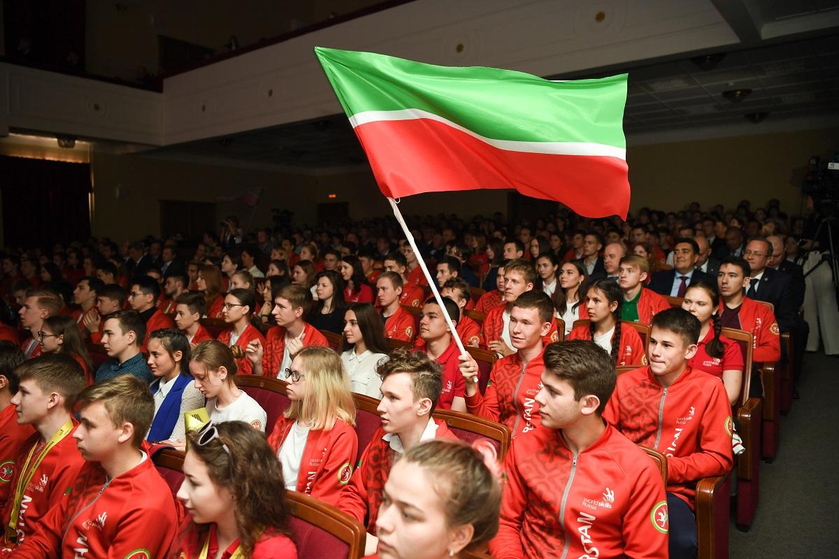 WorldSkills Russia молодые профессионалы Татарстана
