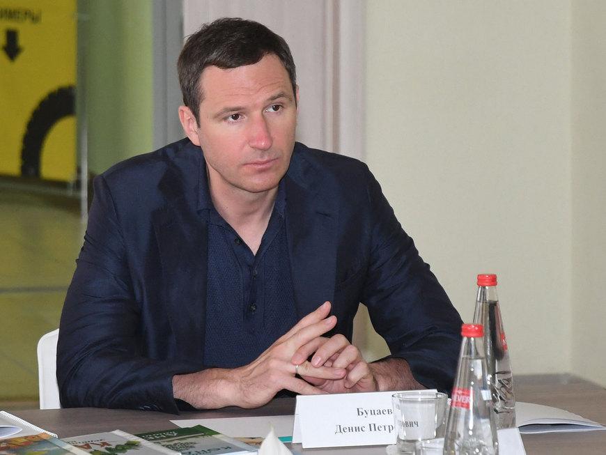 Денис Буцаев, Российский экологический оператор