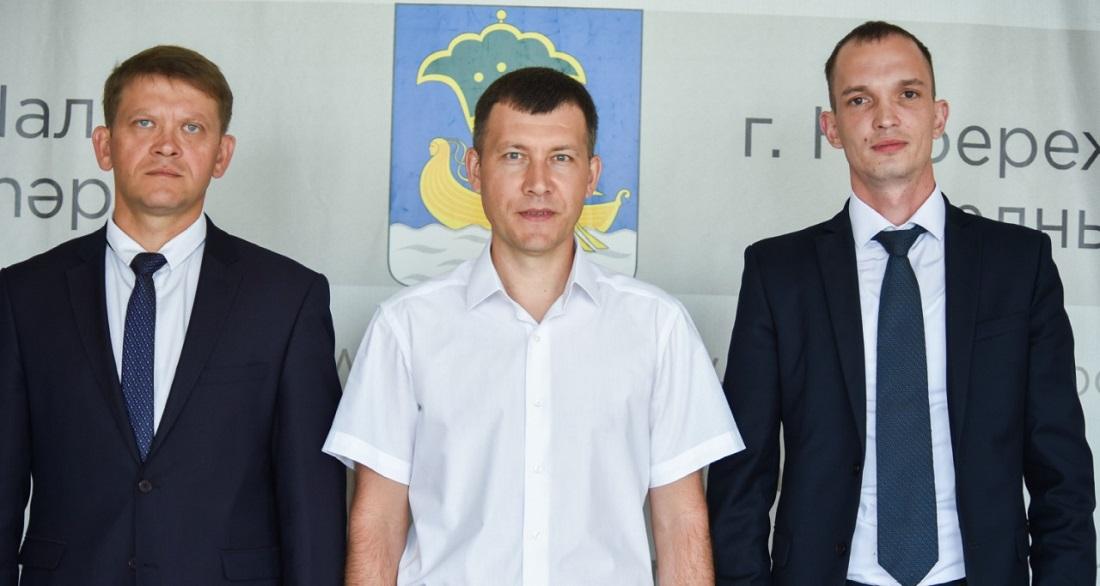 Новые руководители управлений в Набережных Челнах