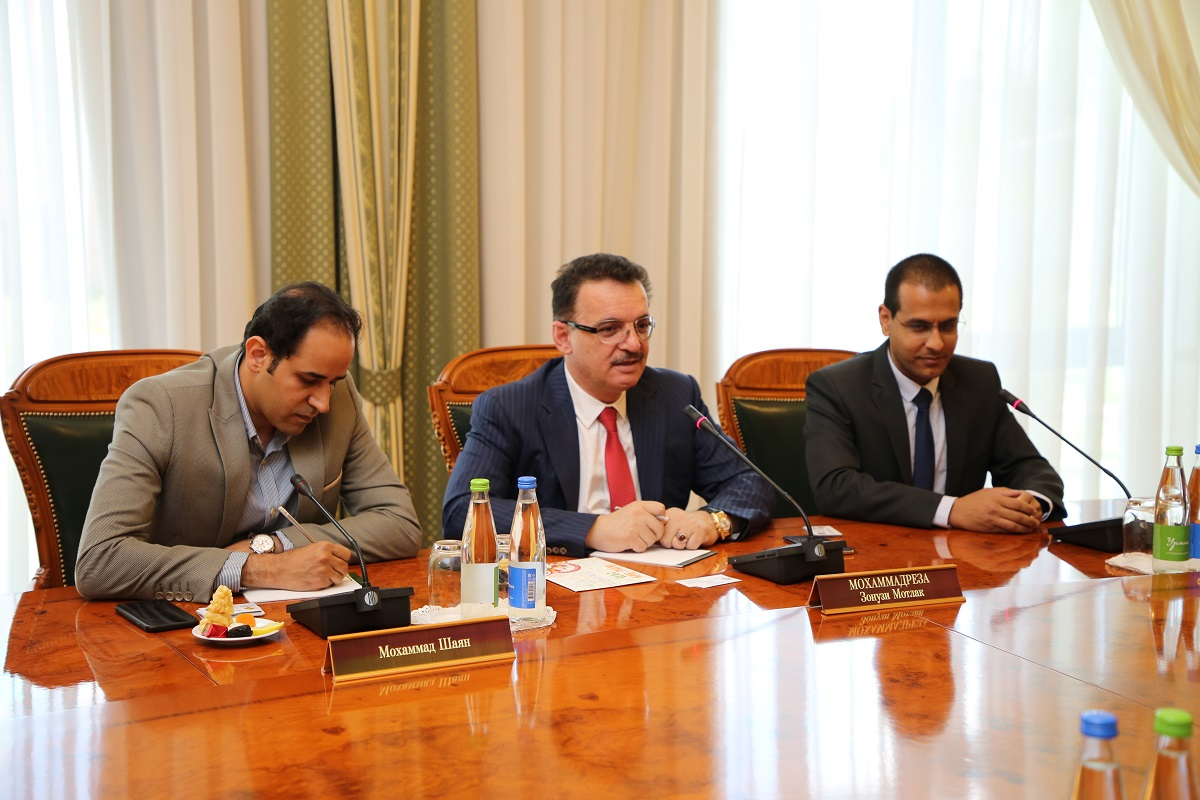 Иранская Daric Investment Group готова к проектам с Татарстаном