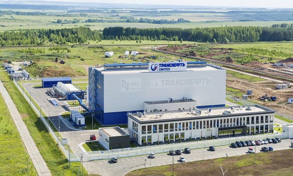 Транснефть завод в ОЭЗ Алабуга
