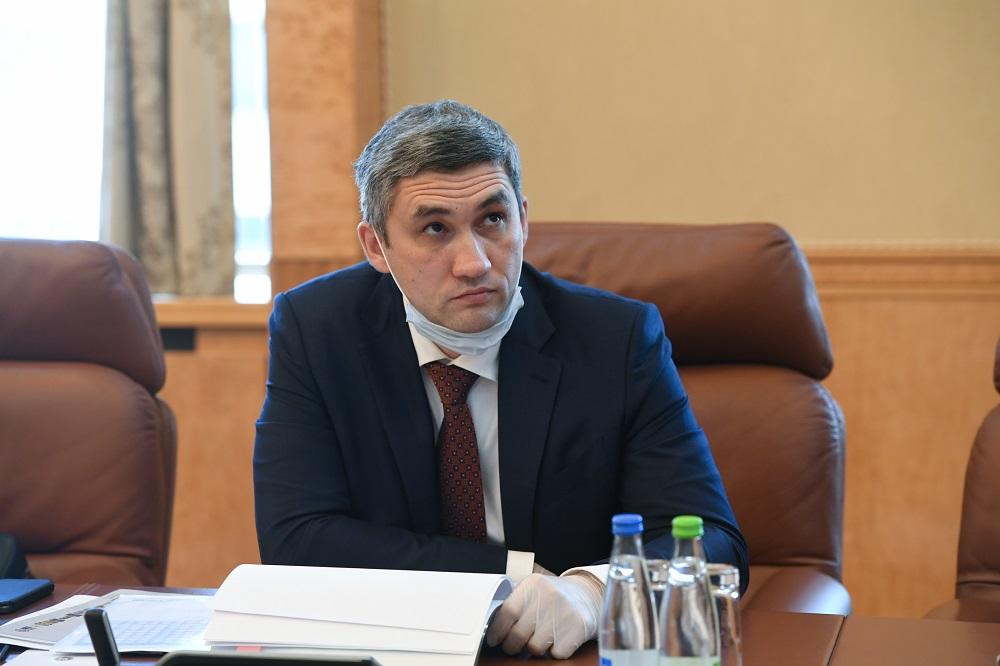 Максудов Руслан Татспиртпром