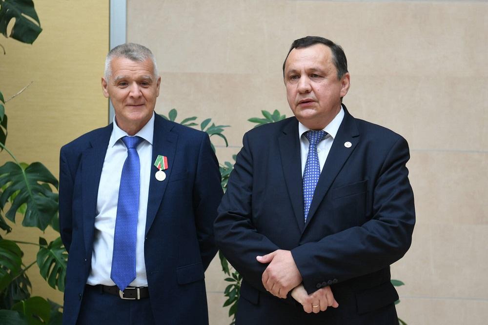 Ханбиков и Сабиров