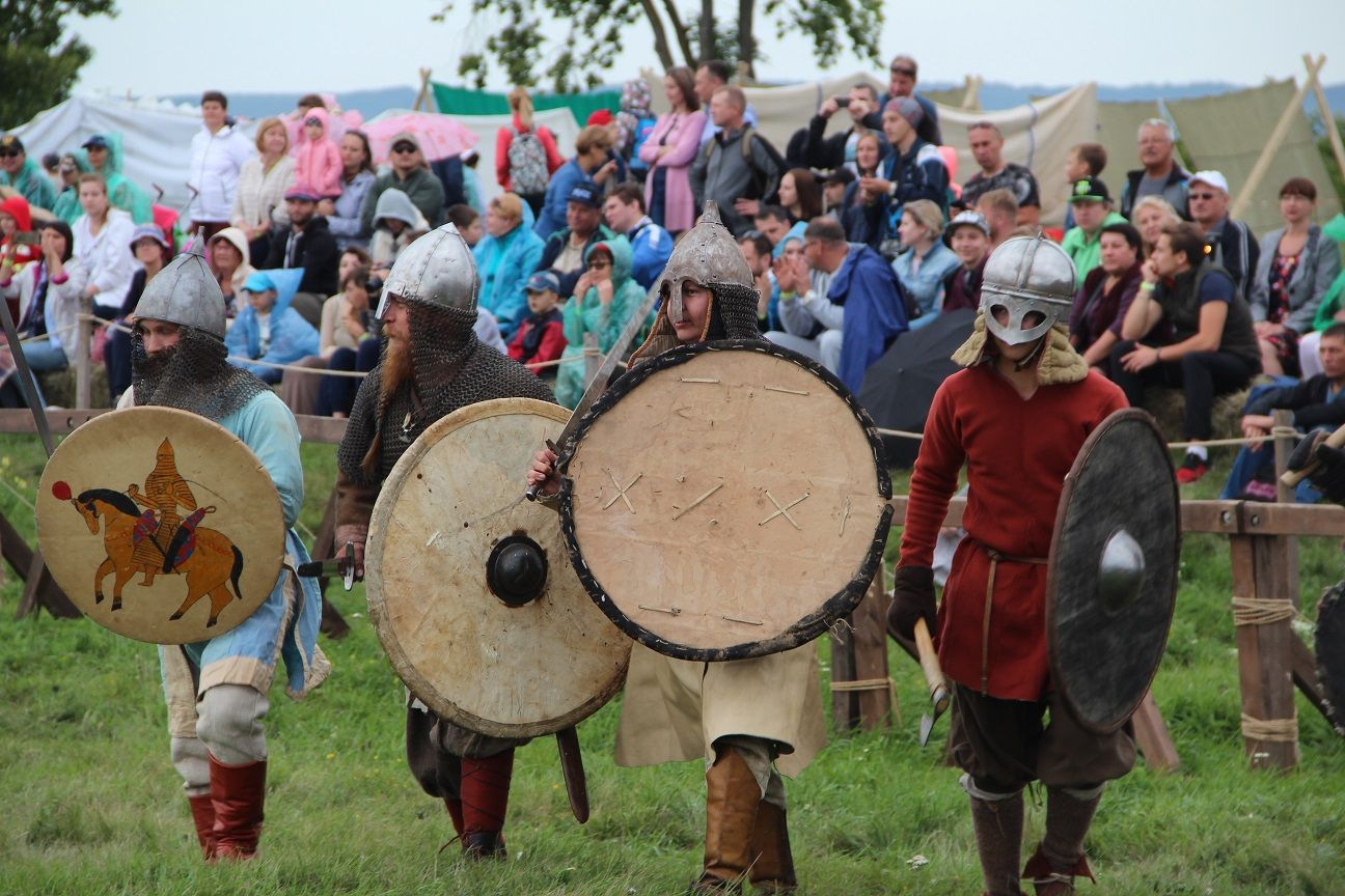 Болгар фестиваль боя