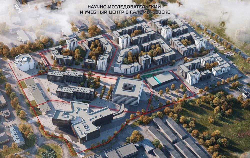 Высшая нефтяная школа в Альметьевске