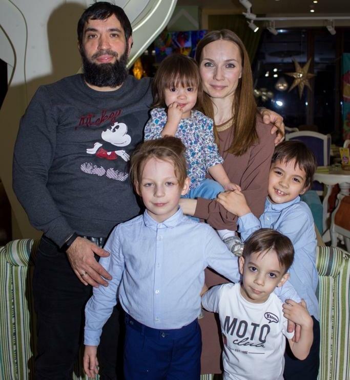 Белоглазова Семья Вся