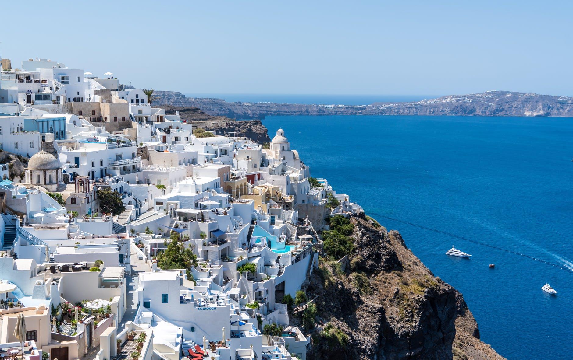 Греция отдых туризм море курорт