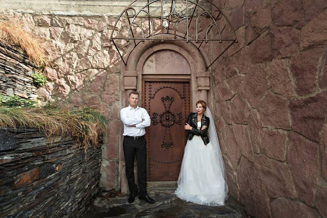 Свадьба пара