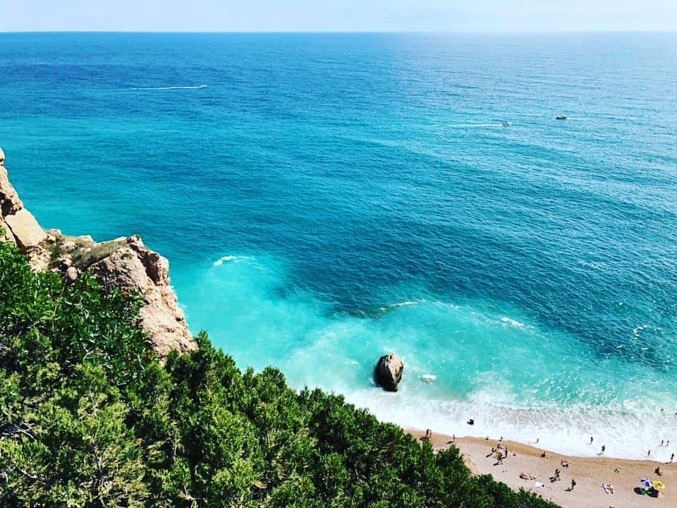 Крым море курорт пляж отдых