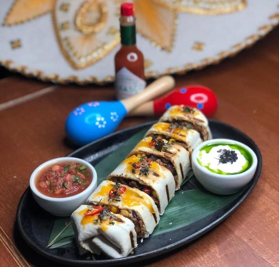 Куба Либре ресторан бар мексиканская кухня