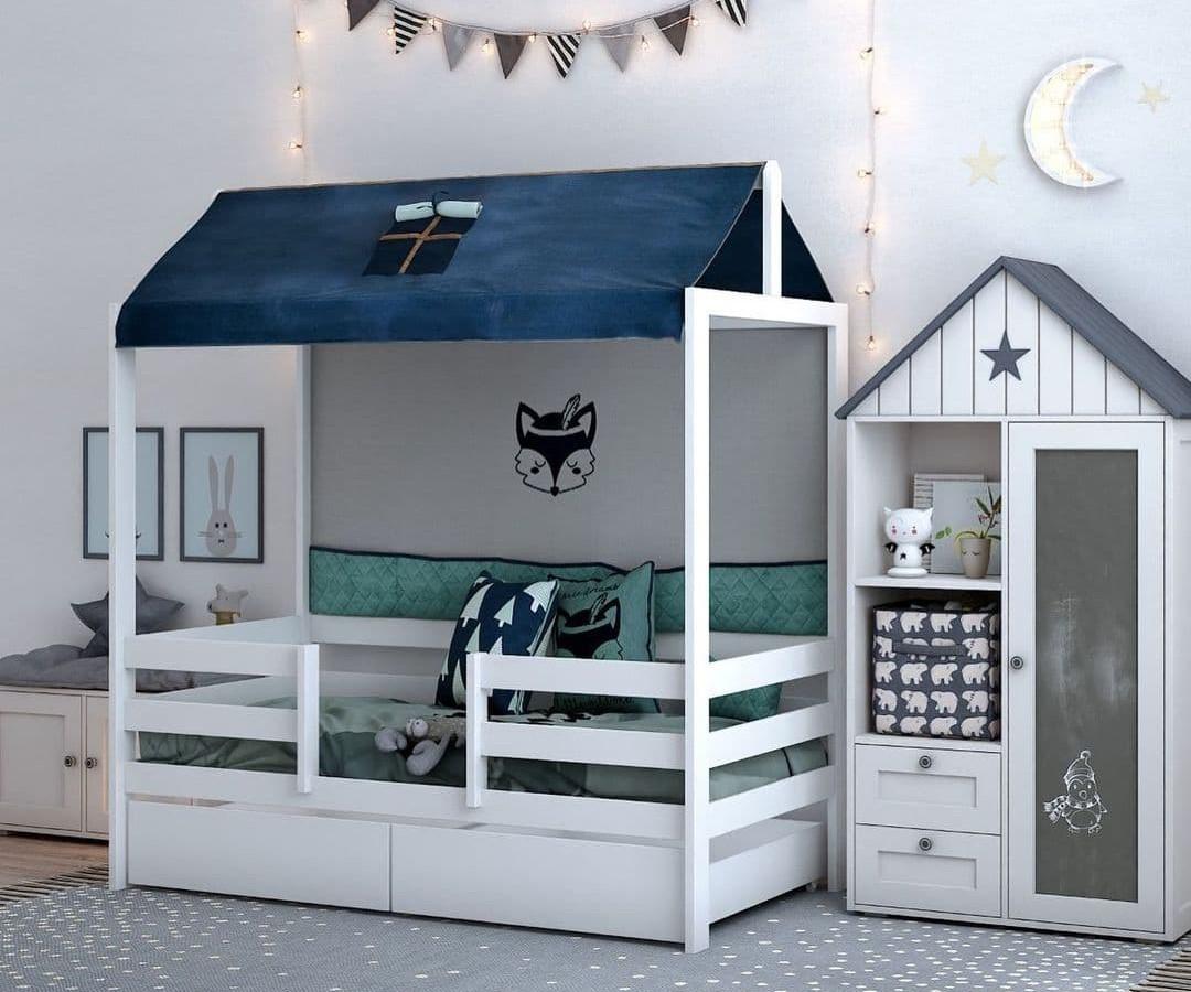 мебель детская кроватка комната детская