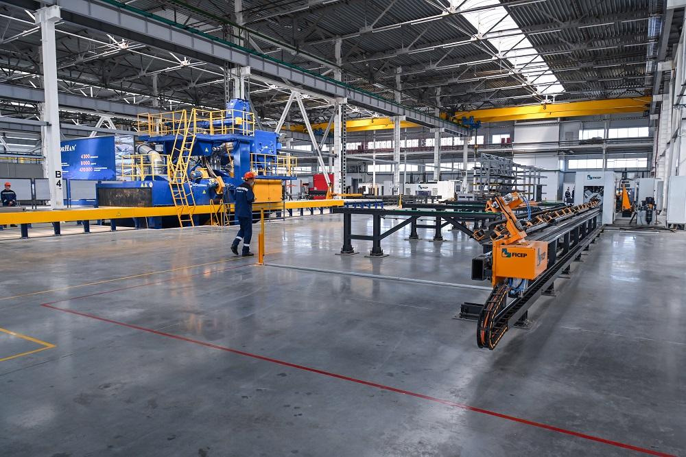 завод DoorHan в Татарстане