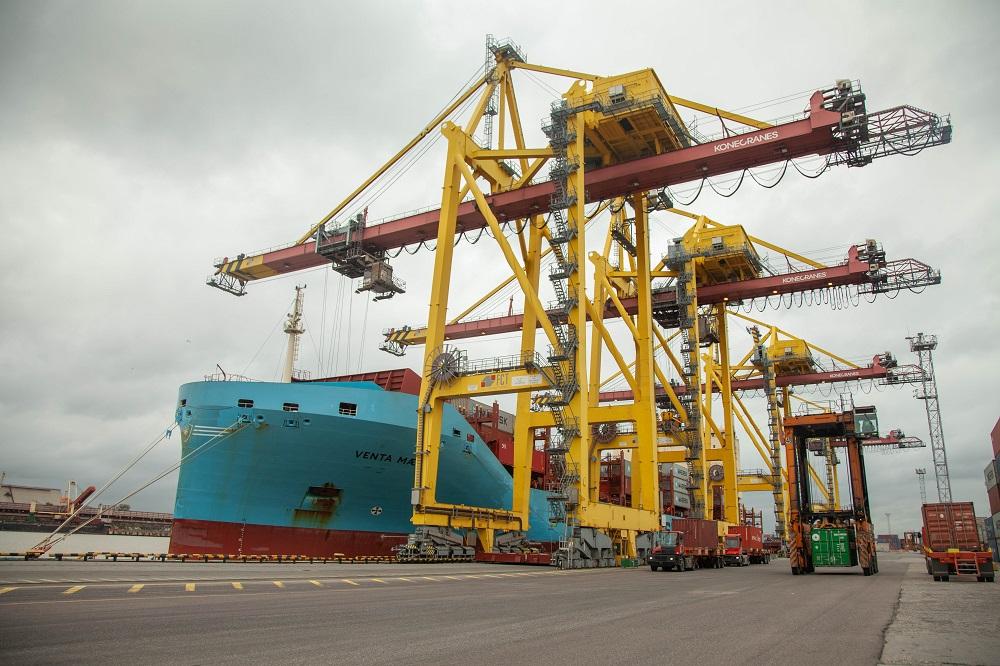экспорт контейнер